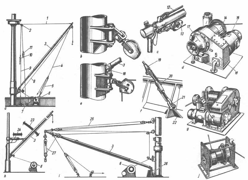 детали грузовых устройств